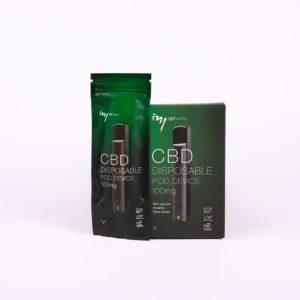 CBD E-Zigarette POD System