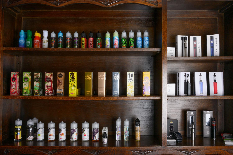 Liquid & Verdampfer für E-Zigarette Shop